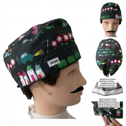 Unisex Short Hair Surgery Board Hat